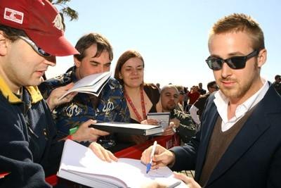 Ryan Gosling sul Red Carpet degli Independent Spirit Awards 2007