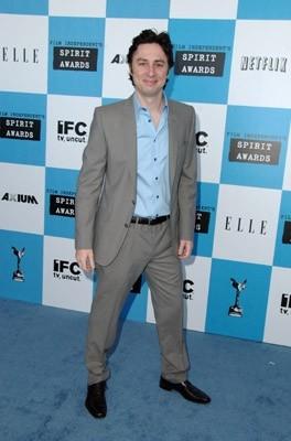 Zach Braff agli Independent Spirit Awards 2007