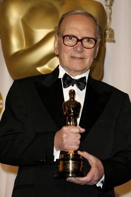 Ennio Morricone, Oscar alla carriera 2007