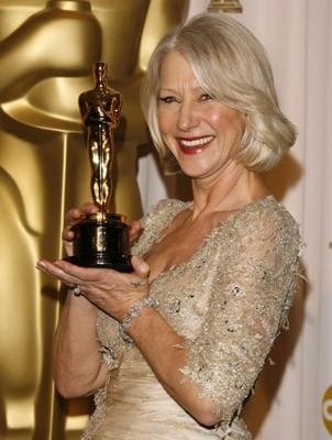 Helen Mirren, Oscar 2007 come migliore attrice protagonista per The Queen