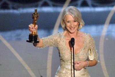 Helen Mirren, premio Oscar 2007 come migliore attrice protagonista per The Queen