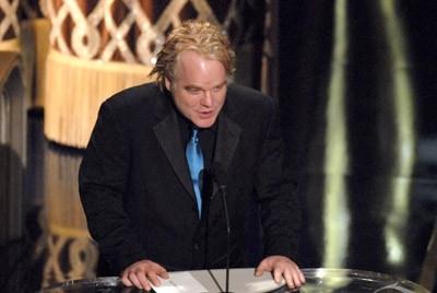 Philip Seymour Hoffman, presentatore agli Oscar 2007