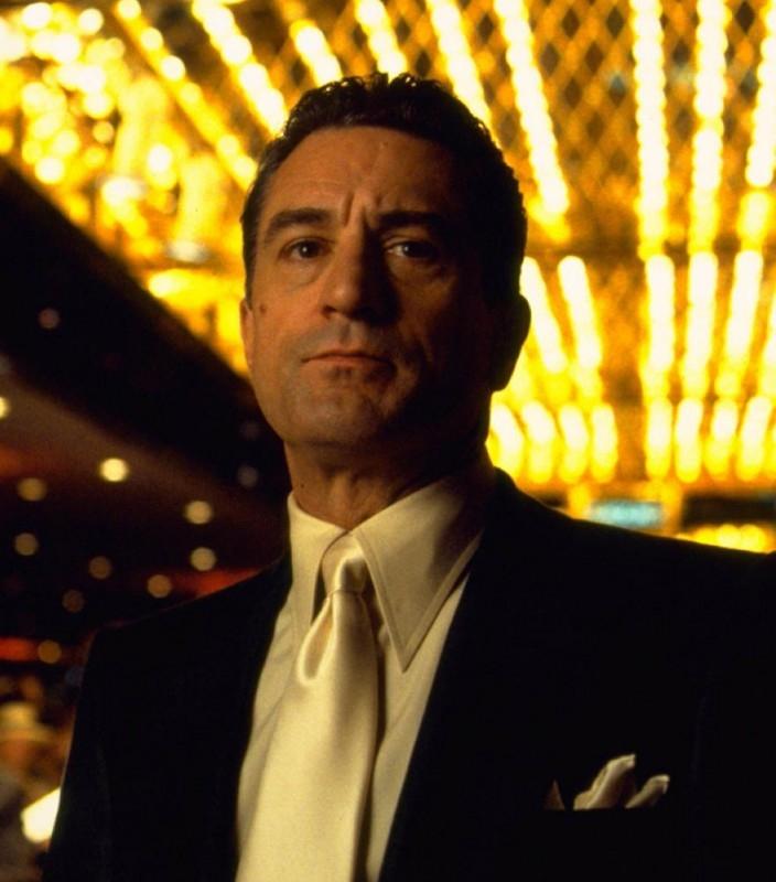 Robert De Niro in una scena di Casinò