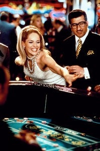 Sharon Stone in una scena di Casinò