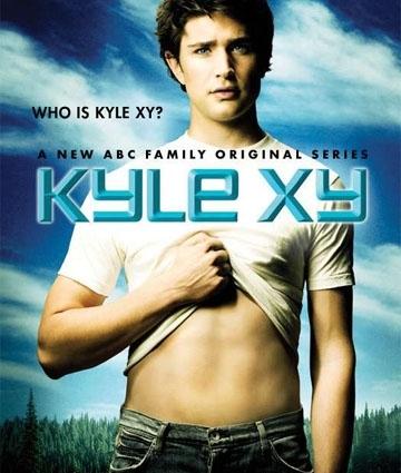 La locandina di Kyle XY