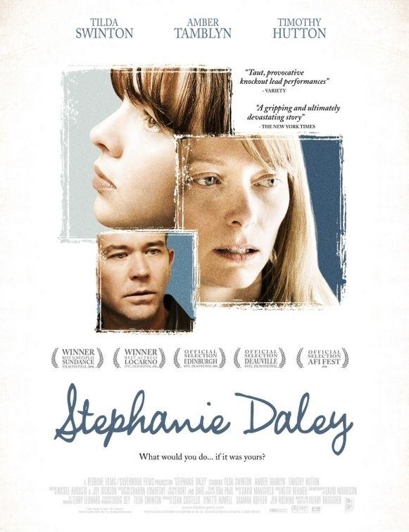 La locandina di Stephanie Daley