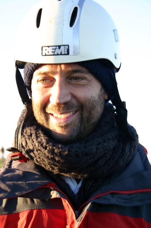 Fabio Volo in una immagine del film Uno su due