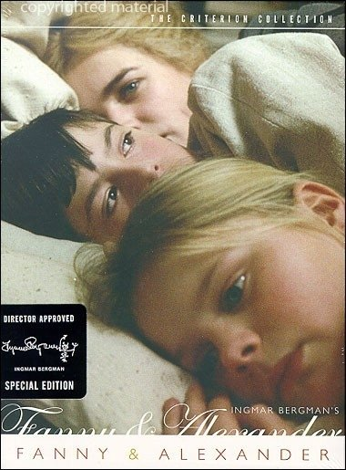 La copertina DVD di Fanny And Alexander: Special Edition Five Disc Set