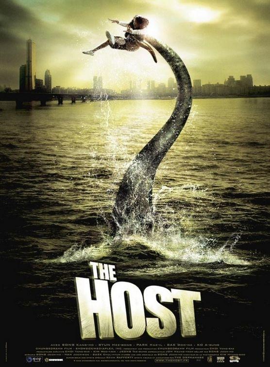 La locandina di The Host