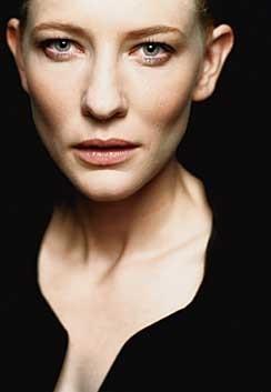 Cate Blanchett - l'attrice è nata a Melbourne (Australia) il 14 maggio '69 sotto il segno del Toro