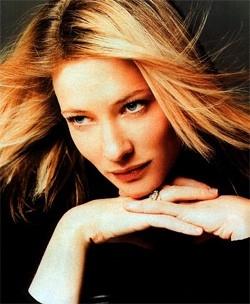 una splendida Cate Blanchett