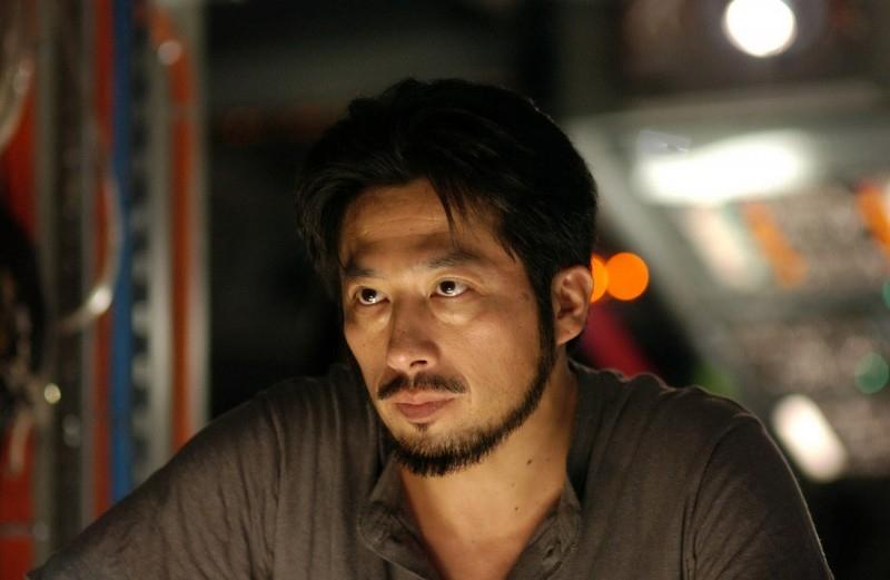 Hiroyuki Sanada in una scena di Sunshine