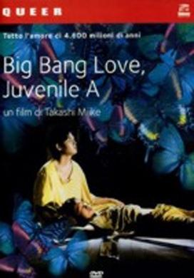 La copertina DVD di Big Bang Love, Juvenile A