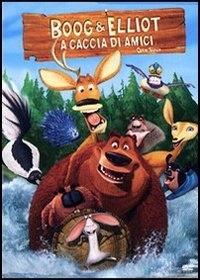 La copertina DVD di Boog & Elliot a caccia di amici