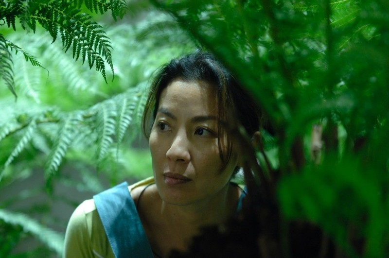 Michelle Yeoh in una scena del film Sunshine