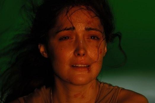 Rose Byrne in una scena di Sunshine