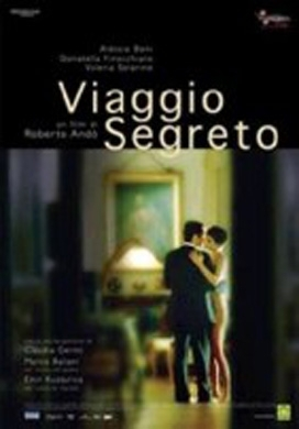 La copertina DVD di Viaggio segreto