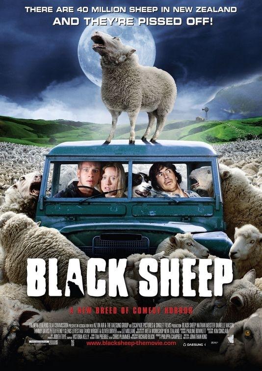 La locandina di Black Sheep