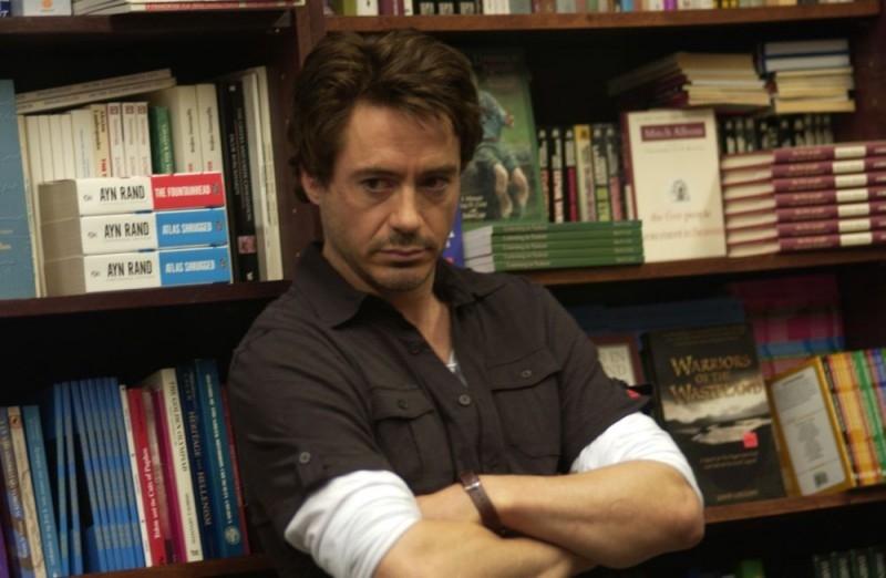 Robert Downey Jr. è Dito nel film Guida per riconoscere i tuoi santi