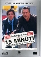 La copertina DVD di 15 Minuti - Follia Omicida a New York - New Edition