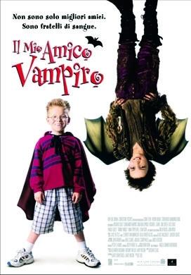 La copertina DVD di Il mio amico vampiro