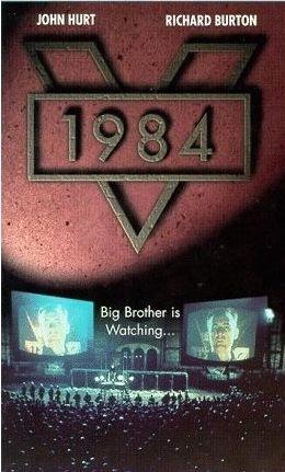 La locandina di Orwell 1984
