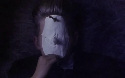 Una scena di FUOCO CAMMINA CON ME, del 1992