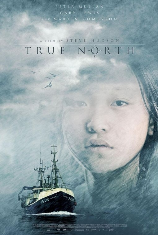 La locandina di True North