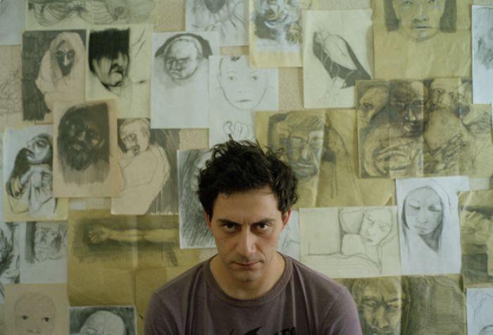 Una scena del film In memoria di me (2006)