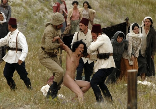 Una scena del film La masseria delle allodole
