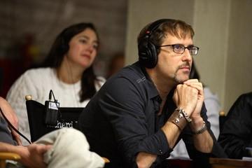 Richard LaGravenese sul set del film Freedom Writers