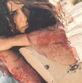 Rosario Flores - l'attrice e cantante spagnola è nata il 4 novembre del '63 sotto il segno dello Scorpione