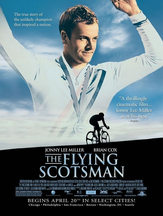 La locandina di The Flying Scotsman