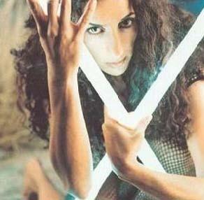 una foto promo di Rosario Flores