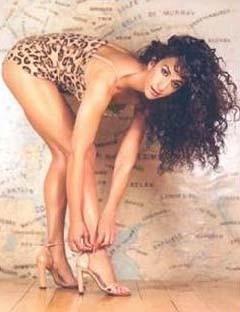 Una sexy immagine di Rosario Flores