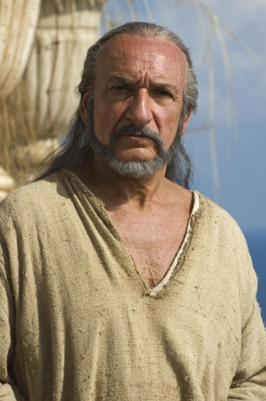 Ben Kingsley in una immagine del film L'ultima legione