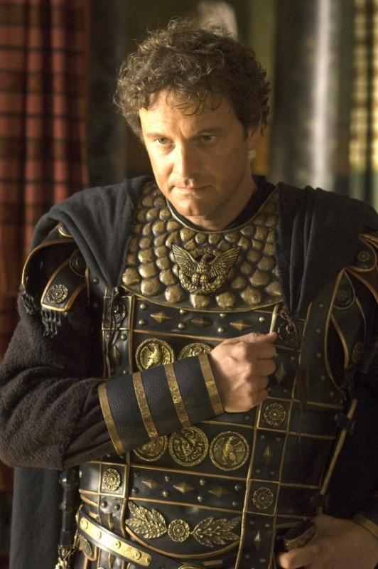 Colin Firth in una immagine del film L'ultima legione