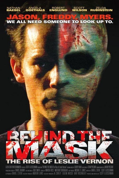 La locandina di Behind the Mask: The Rise of Leslie Vernon