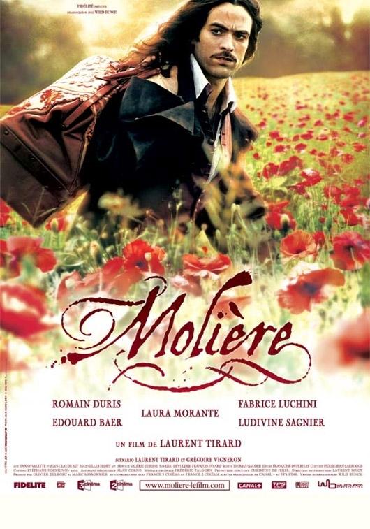 La locandina di Le avventure galanti del giovane Molière