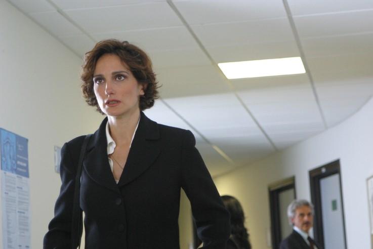 Lorenza Idovina in una scena de 'Il segreto di Arianna'