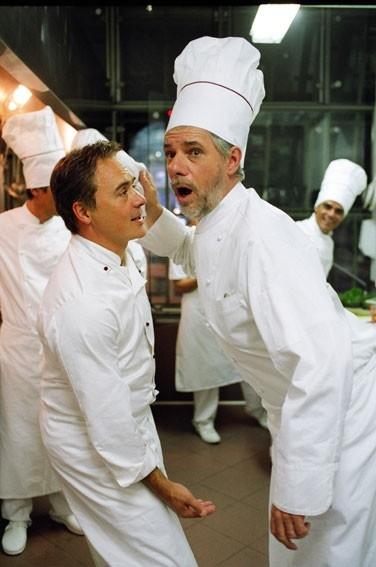 Ricky Tognazzi in una scena di Tutte le donne della mia vita