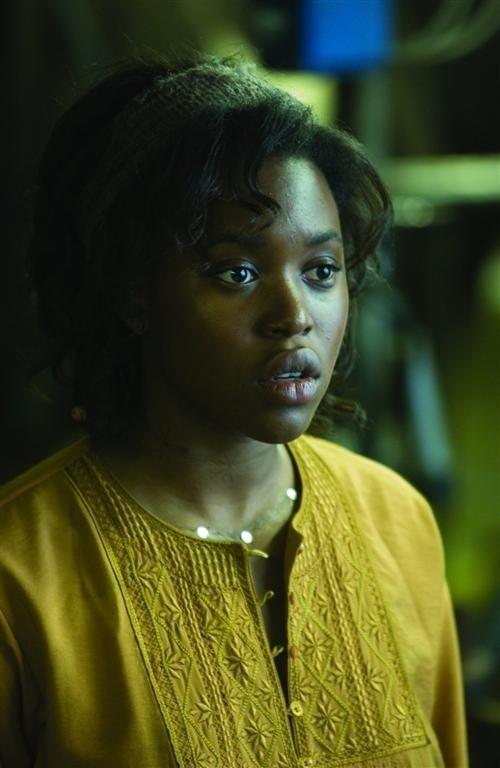 Claire-Hope Ashitey ne I figli degli uomini