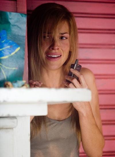 Hilary Swank in una scena del film I segni del male (The Reaping)