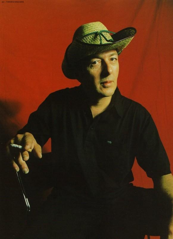 Una foto di Joe Strummer