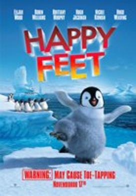 La copertina DVD di Happy Feet - Edizione speciale