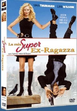 La copertina DVD di La mia Super Ex-Ragazza