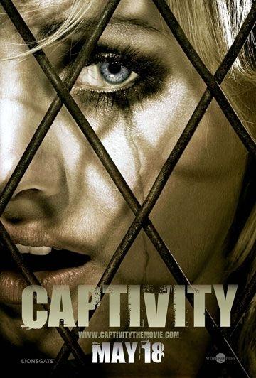 La locandina di Captivity