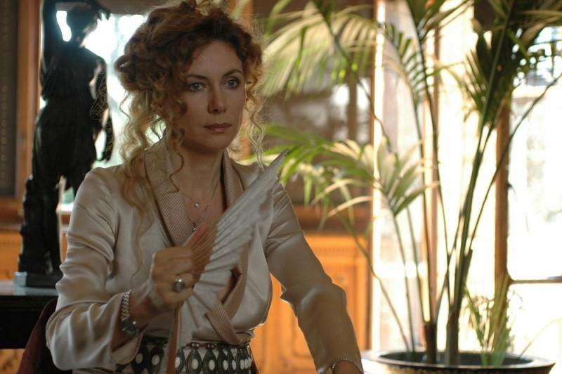 Eleonora Brigliadori in una scena del film 7 km da Gerusalemme