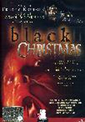 La copertina DVD di Black Christmas