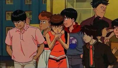 Akira: una scena del film